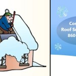 CT Roof Snow Removal